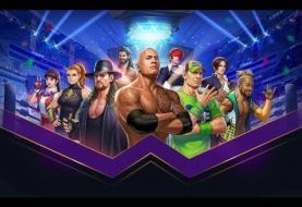 В beat 'em up The King of Fighters ALLSTAR прибыли бойцы WWE