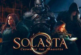 Пошаговое RPG Solasta: Crown of the Magister с датой выхода в Steam